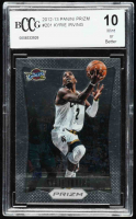 Kyrie Irving 2012-13 Panini Prizm #201 RC (BCCG 10) at PristineAuction.com