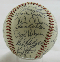 1969 NL All-Star ONL Baseball Signed By (31) With Roberto Clemente, Gil Hodges, Tom Seaver (JSA LOA) (See Description) at PristineAuction.com