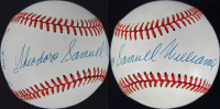 Ted Williams Signed OAL Baseball (PSA LOA) (See Description) at PristineAuction.com