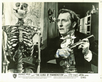"""Peter Cushing Signed """"The Curse Of Frankenstein"""" 8x10 Photo (Beckett COA) at PristineAuction.com"""