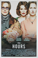 "Meryl Streep, Julianne Moore & Nicole Kidman Signed ""The Hours"" 27x40 Movie Poster (Beckett LOA) at PristineAuction.com"