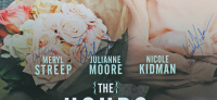 """Meryl Streep, Julianne Moore & Nicole Kidman Signed """"The Hours"""" 27x40 Movie Poster (Beckett LOA) at PristineAuction.com"""