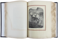 """Theodore Roosevelt Signed """"Big Game Hunting"""" Hardcover Book (Beckett LOA) (See Description) at PristineAuction.com"""