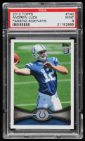 Andrew Luck 2012 Topps #140A RC (PSA 9) at PristineAuction.com