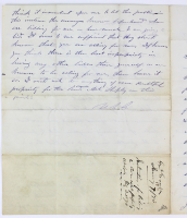 Ulysses S. Grant Signed Handwritten Letter (Beckett LOA) at PristineAuction.com