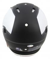 "Randy Moss Signed Vikings Full-Size Authentic On-Field AMP Alternate Speed Helmet Inscribed ""Straight Cash Homie"" & ""HOF 18"" (Beckett COA) at PristineAuction.com"