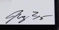 """The Big Bang Theory"" - Jeff Lang 11x14 Signed Limited Edition Art Print #/5 (PA COA) at PristineAuction.com"