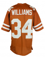 """Ricky Williams Signed Jersey Inscribed """"HT 98"""" (Beckett COA) at PristineAuction.com"""