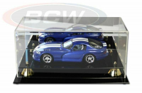 1:18 Scale Die Cast Car BCW Display Case (New) at PristineAuction.com