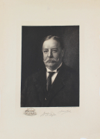 William Howard Taft Signed 19x26 Photo (PSA LOA) at PristineAuction.com