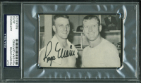 Roger Maris Signed 2.5x4 Photo (PSA Encapsulated) at PristineAuction.com