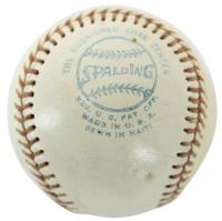 "Thurman Munson Signed OAL Baseball Inscribed ""Good Luck"" (JSA LOA) (See Description) at PristineAuction.com"