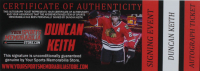 Duncan Keith Signed Blackhawks 16x20 Photo (Keith COA & JSA Hologram) at PristineAuction.com