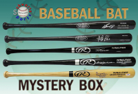 Schwartz Sports Baseball Superstar Signed Full-Size Bat Mystery Box – Series 12 (Limited to 75) at PristineAuction.com