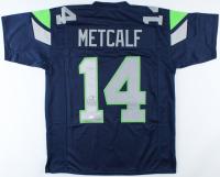 D. K. Metcalf Signed Jersey (JSA COA) (See Description) at PristineAuction.com