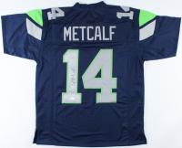 D. K. Metcalf Signed Jersey (JSA COA) at PristineAuction.com