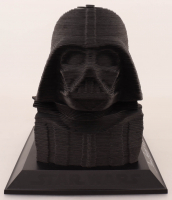 "David Prowse Signed ""Star Wars"" Darth Vader 3D-Printed Statue Bust Inscribed ""Is Darth Vader"" (Beckett COA) at PristineAuction.com"