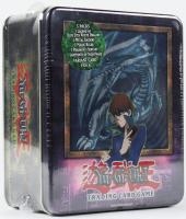 Yu-Gi-Oh! 2003 Seto Kaiba & Blue-Eyes White Dragon Trading Card Game Collectible Tin at PristineAuction.com