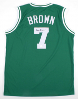 Dee Brown Signed Jersey (PSA COA) at PristineAuction.com