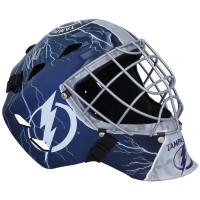 Andrei Vasilevskiy Signed Lightning Full-Size Goalie Mask (Fanatics Hologram) at PristineAuction.com