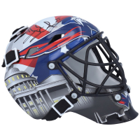 Henrik Lundqvist Signed Capitals Mini Goalie Mask (Fanatics Hologram) at PristineAuction.com