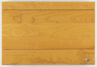 UConn 2011 Final Four Champions Game-Used 12x16 Hardwood Court Slab (Fanatics Hologram) at PristineAuction.com