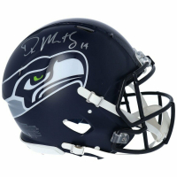 DK Metcalf Signed Seahawks Full-Size Authentic On-Field Speed Helmet (Fanatics Hologram) at PristineAuction.com