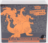 Pokemon TCG: Champion's Path Elite Trainer Box with (10) Booster Packs (See Description) at PristineAuction.com
