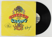 "Cheech Marin & Tommy Chong Signed ""Cheech and Chong"" Vinyl Record Album (JSA Hologram) at PristineAuction.com"