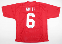 DeVonta Smith Signed Jersey (Beckett COA) at PristineAuction.com