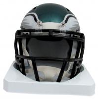Brandon Graham Signed Eagles Speed Mini Helmet (JSA COA) at PristineAuction.com