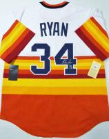 Nolan Ryan Signed Astros Jersey (AIV COA & Ryan Hologram) at PristineAuction.com