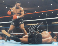 Mike Tyson Signed 16x20 Photo (JSA COA & Fiterman Sports Hologram) at PristineAuction.com
