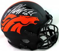 Von Miller Signed Broncos Full-Size Authentic On-Field Eclipse Alternate Speed Helmet (JSA COA) at PristineAuction.com