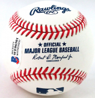 Shane Bieber Signed OML Baseball with Multiple Inscriptions (Beckett COA) at PristineAuction.com