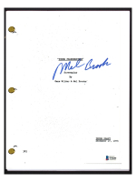 """Mel Brooks Signed """"Young Frankenstein"""" Movie Script (Beckett COA) at PristineAuction.com"""