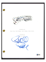 "Richard Donner Signed ""Superman The Movie"" Movie Script (Beckett COA) at PristineAuction.com"