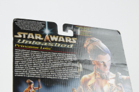 "Carrie Fisher Signed ""Star Wars: Unleashed"" Princess Leia Action Figure (Beckett LOA) (See Description) at PristineAuction.com"