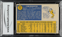 Nolan Ryan 1970 Topps #712 (BCCG 10) at PristineAuction.com