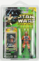 "William Hootkins Signed ""Star Wars"" Power of The Jedi Action Figure Inscribed ""Red 6"" (Beckett COA) at PristineAuction.com"