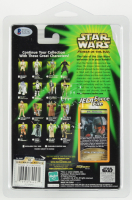 """William Hootkins Signed """"Star Wars"""" Power of The Jedi Jek Porkins Action Figure Inscribed """"Red 6"""" (Beckett COA) at PristineAuction.com"""
