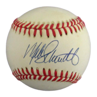 Mike Schmidt Signed ONL Baseball (JSA COA) at PristineAuction.com