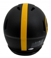 Chase Claypool Signed Steelers Full-Size Authentic On-Field Eclipse Alternate Speed Helmet (Beckett COA) at PristineAuction.com