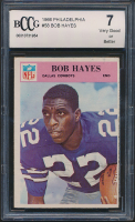 Bob Hayes 1966 Philadelphia #58 RC (BCCG 7) at PristineAuction.com