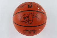 Chris Paul Signed NBA Game Ball Series Basketball (Steiner Hologram & Fanatics Hologram) at PristineAuction.com