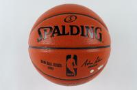 Chris Paul Signed NBA Game Ball Series Basketball (Steiner Hologram & Fanatics Hologram) at PristineAuction.com