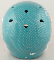Ricky Williams Signed Full-Size Authentic On-Field Hydro-Dipped Helmet (Beckett COA) at PristineAuction.com