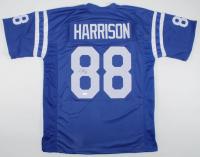 Marvin Harrison Signed Jersey (JSA COA) at PristineAuction.com
