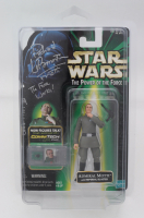 "Richard LeParmentier Signed ""Admiral Motti"" Star Wars: The Power of the Force CommTech Action Figure Inscribed ""The Force Works!"", ""Celebration III"" & ""Motti"" (Beckett COA) at PristineAuction.com"