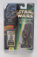 "Peter Mayhew Signed ""Star Wars"" Chewbacca Action Figure Inscribed ""Chewbacca"" (Beckett COA) at PristineAuction.com"